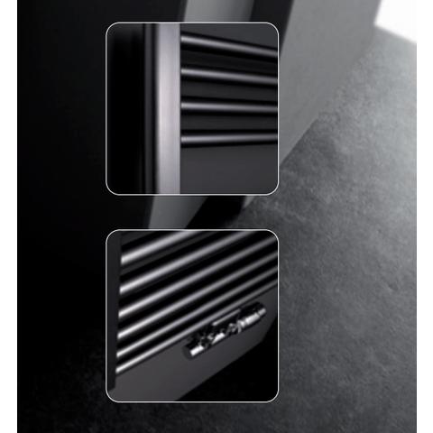 Instamat Rondo Lux badkamerradiator 121 x 61,7 cm (H x L) wit