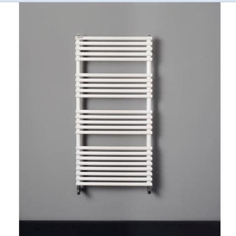 Instamat Vena badkamerradiator 152 x 58,5 cm (H x L) antraciet metallic