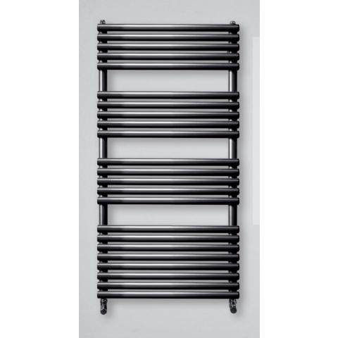 Instamat Vena badkamerradiator 188 x 43,5 cm (H x L) antraciet metallic