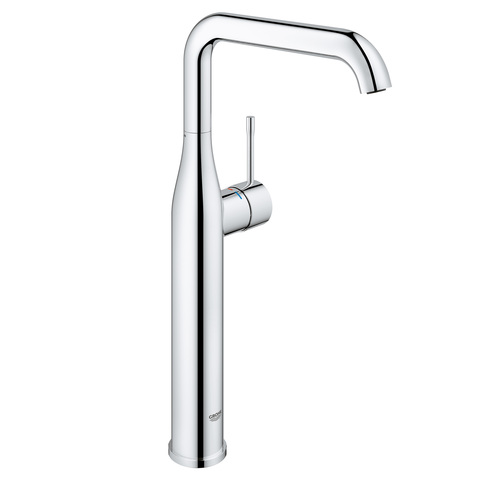 Grohe Essence wastafelkraan XL-size zonder waste chroom