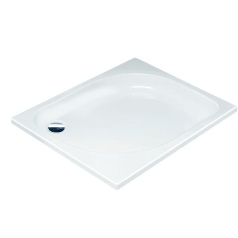 Sealskin Get Wet Optimo Recta douchebak inbouw 100x80 cm