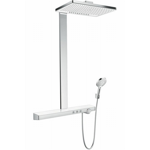 Hansgrohe Rainmaker select 460 3jet showerpipe wit-chroom