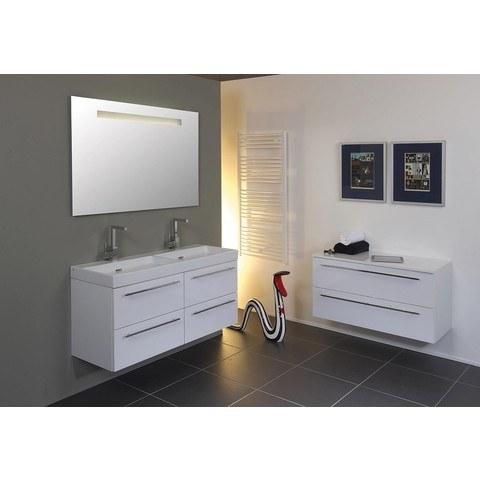 Ink spiegel SP2 60 x 80 cm met horizontale LED verlichting en sensorschakelaar