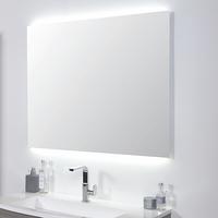 Ink spiegel SP4 80 x 80 cm met LED boven/onder verlichting en sensorschakelaar
