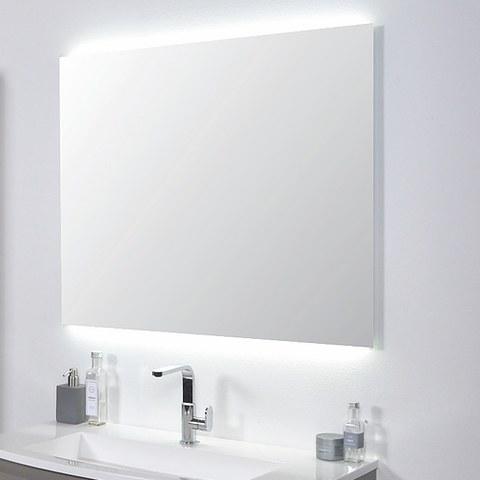 Ink spiegel SP4 90 x 80 cm met LED boven/onder verlichting en sensorschakelaar