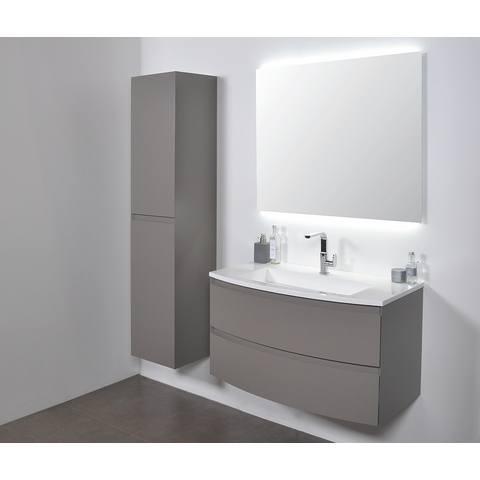 Ink spiegel SP4 120 x 80 cm met LED boven/onder verlichting en sensorschakelaar