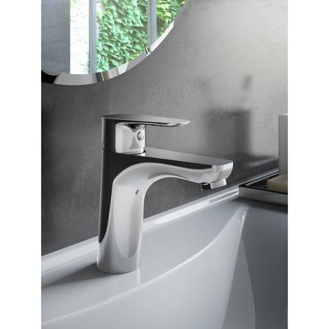 Hotbath Gringo 003 wastafelkraan chroom