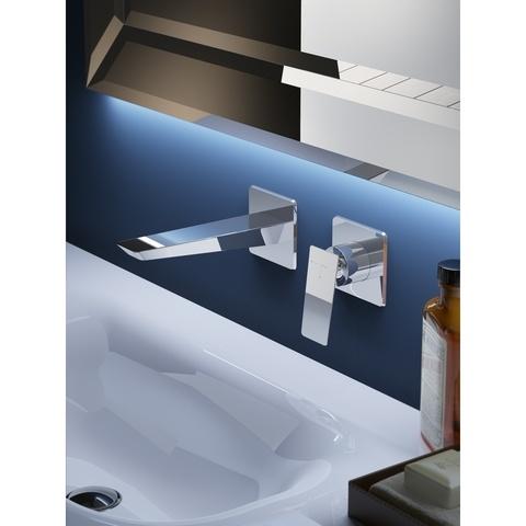 Hotbath Bro! 005 inbouw wastafelkraan chroom