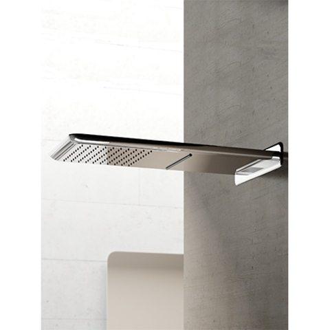 Hotbath Mate M139 hoofddouche cascade 27x59 cm chroom