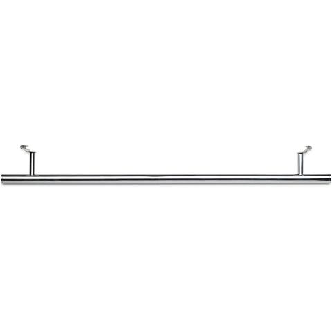 Vasco Flat-V-Line handdoekbeugel 80 cm. chroom