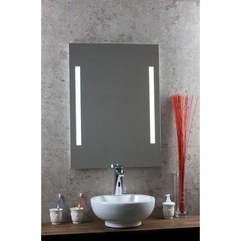 Blinq Nelid spiegel 140 x 80 cm. links-rechts led+sensor+verw.