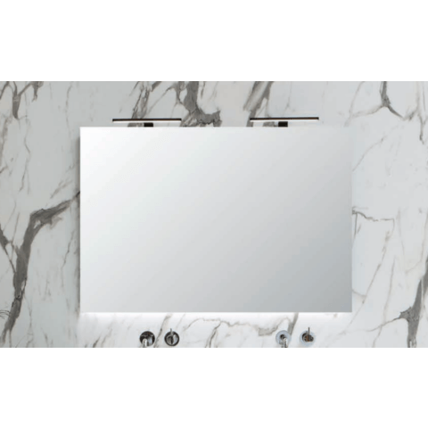 Ink spiegel SP3 60 x 80 cm met LED verlichting boven of onder (omkeerbaar) met sensorschakelaar