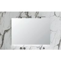 Ink spiegel SP3 90 x 80 cm met LED verlichting boven of onder (omkeerbaar) met sensorschakelaar