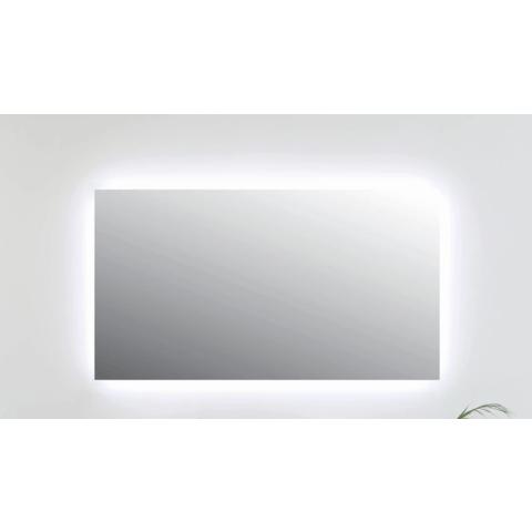 Ink spiegel SP5 70 x 80 cm met rondom indirecte LED verlichting en sensorschakelaar