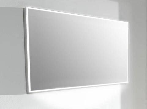 Thebalux Square LED spiegel 130cm