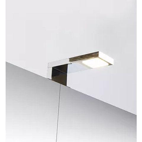Ink Volt 001 LED verlichting 5x14x5 cm chroom