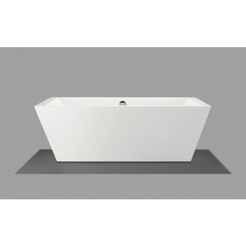 Xenz Donna vrijstaand bad 180x80cm glans wit