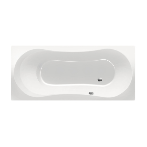 Xenz Dominica bad 170x75cm wit