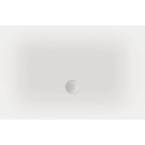 Xenz Flat douchevloer 120x90 cm wit