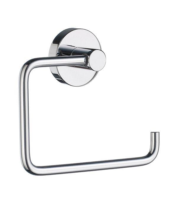 Smedbo Home toiletrolhouder zonder klep chroom