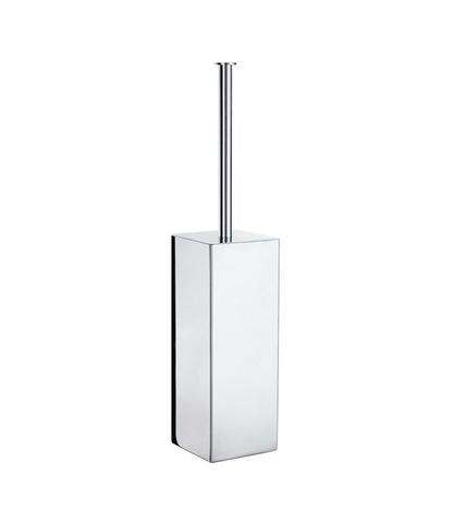 Smedbo Outline Lite toiletborstelhouder vierkant gepolijst RVS