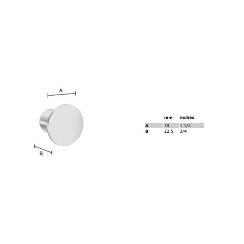 Smedbo Time hakenset (2 stuks) chroom
