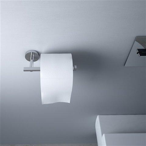 Clou Flat toilet accessoires set chroom