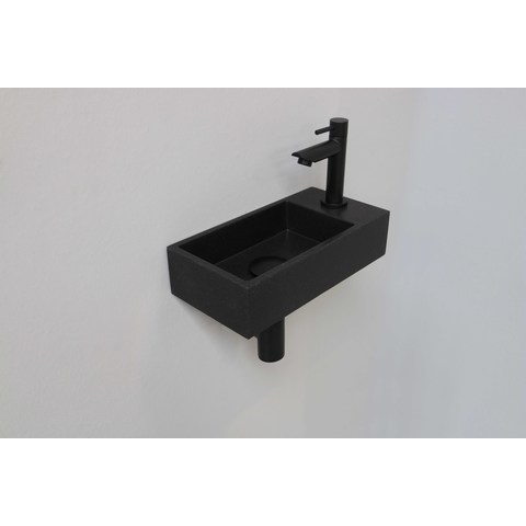 Ink Versus fonteinpack - rechts - quartz zwart - toebehoren zwart