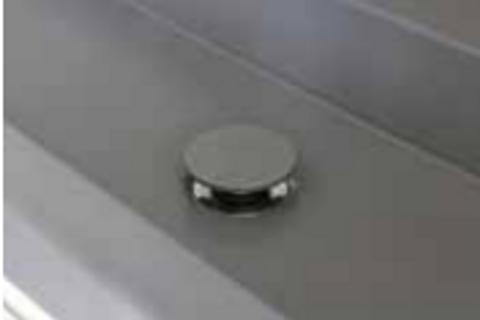 Ink niet-afsluitbare plug - quartz grijs