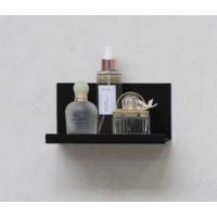 Bewonen Stalen planchet 20 - Mat zwart - 20x10cm (bxd)