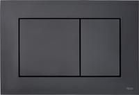 Tece Now bedieningsplaat mat-zwart
