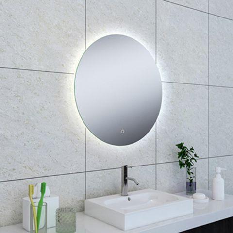 Wiesbaden Soul spiegel rond 60cm met indirecte verlichting rondom