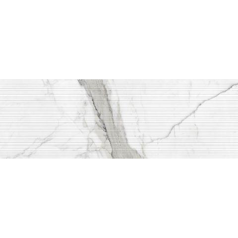 Cifre Statuario tegel 40x120 cm mat relieve (3 stuks)