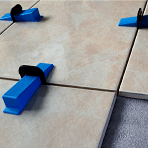 Kerabo Leveling systeem wiggen - 250 stuks