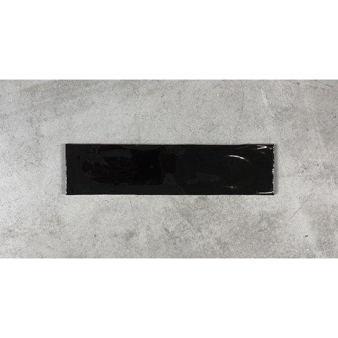 Cifre Colonial wandtegel 7,5x30 - Black glans