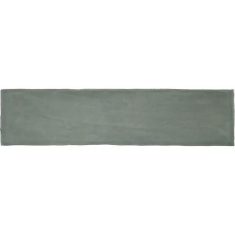 Cifre Colonial wandtegel 7,5x30 cm jade glans (22 stuks)