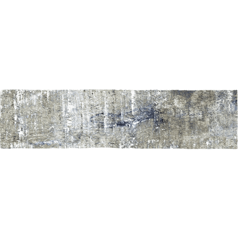 Cifre Colonial wandtegel 7,5x30 cm wood white mat (22 stuks)