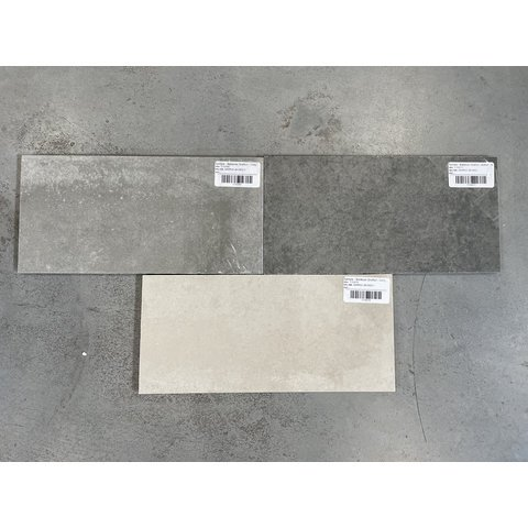 Baldocer Grafton tegel 60x60 - Anthracite