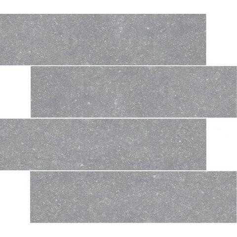 Cifre Belgium Pierre tegel 15 x 60 cm grey (12 stuks)