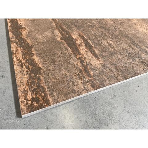 EnergieKer Flatiron tegel 60x60 - Rust