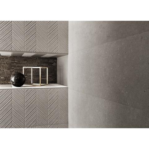 Fap Nux tegel 90x90 - Grey