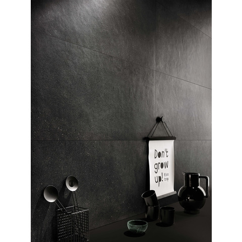 Fap Nux tegel 90x90 - Dark