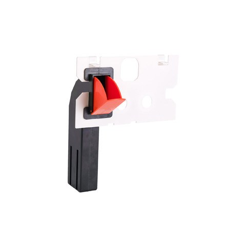 Starbluedisc  toiletblokhouder voor geberit sigma 12cm en up100