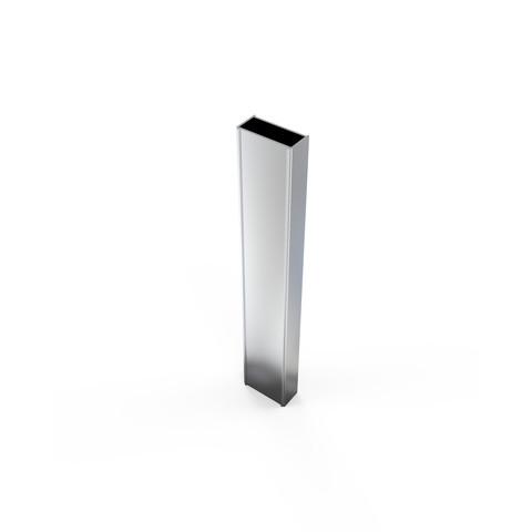 Blinq Guard verbredingsprofiel voor schuifdeur chroom