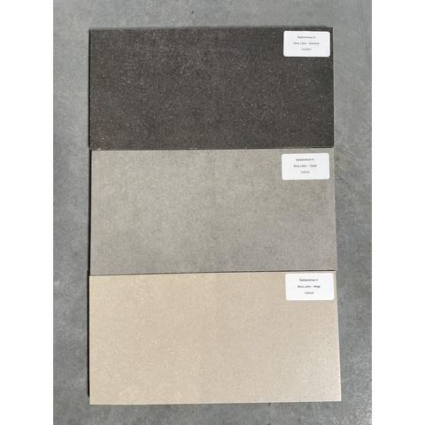 Blinq Carta tegel 45x45 - Taupe