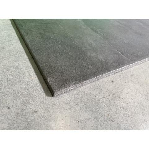 Blinq Adara tegel 60x60 - Antraciet