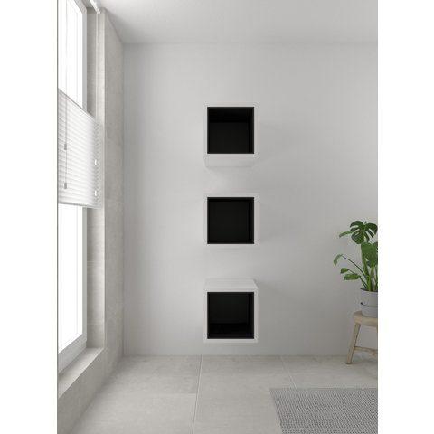 Bruynzeel Box kubuskast (1 stuk) - mat wit