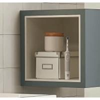 Bruynzeel Box inschuifnis voor kubuskast - mat wit