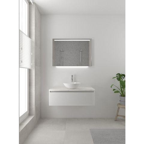 Bruynzeel Giro Onderbouwkast 100cm- glans wit