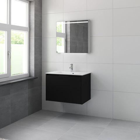 Bruynzeel Matera Onderbouwkast 80cm- zijde zwart